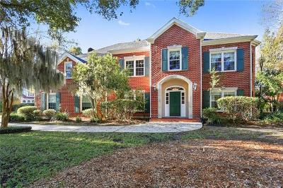 Single Family Home For Sale: 15 Grand Cypress Court