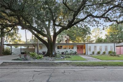Metairie Single Family Home For Sale: 504 Marguerite Road