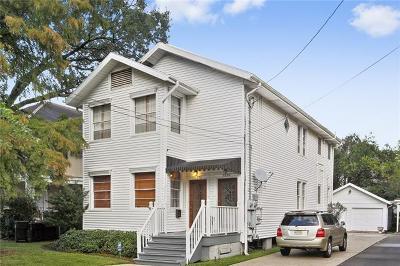 Multi Family Home For Sale: 3631 Nashville Avenue #Lower