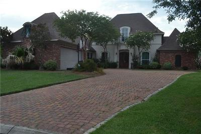 Slidell Single Family Home For Sale: 261 Masters Point Court