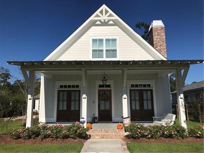 Covington Single Family Home For Sale: 224 Menetre Drive