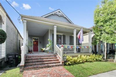New Orleans Single Family Home For Sale: 914 Seventh Street