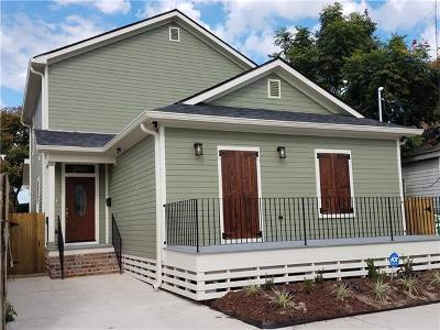 New Orleans Single Family Home For Sale: 2119 N Roman Street