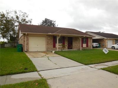 Single Family Home For Sale: 2617 Oregon Drive