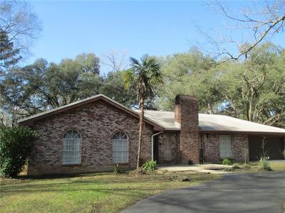 Madisonville LA Single Family Home For Sale: $175,000
