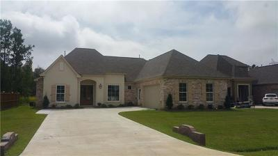 Madisonville Single Family Home For Sale: 1097 Spring Haven Lane