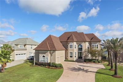 Slidell Single Family Home For Sale: 2273 Sunset Boulevard