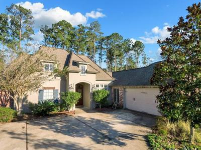 Madisonville Single Family Home For Sale: 432 Belle Pointe Drive