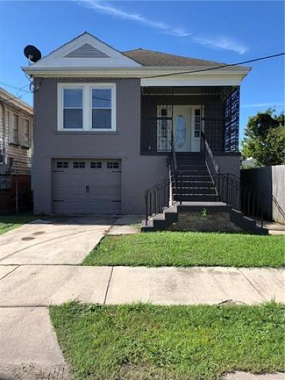 Single Family Home For Sale: 8724 Palm Street