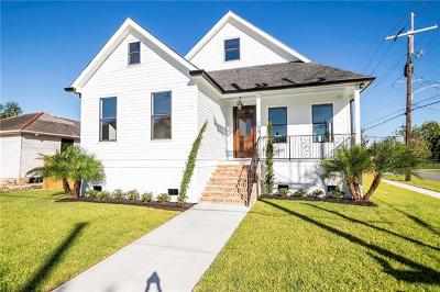 Single Family Home For Sale: 5401 Baccich Street