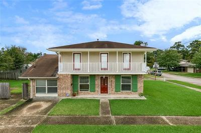 Kenner Single Family Home For Sale: 3101 Iowa Avenue