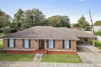 Metairie, Metarie, Metiairie, Metirie, Metrairie Single Family Home For Sale: 3100 Chester Court