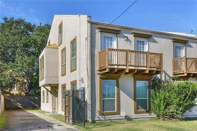 Townhouse For Sale: 7708 Crowder Road