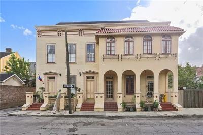 New Orleans Multi Family Home For Sale: 1118 Orange Street #7