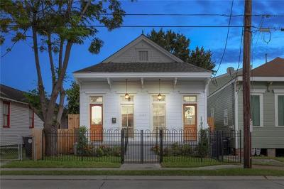 New Orleans Single Family Home For Sale: 5109 Tchoupitoulas Street