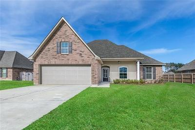 Madisonville Single Family Home For Sale: 680 English Oak Drive