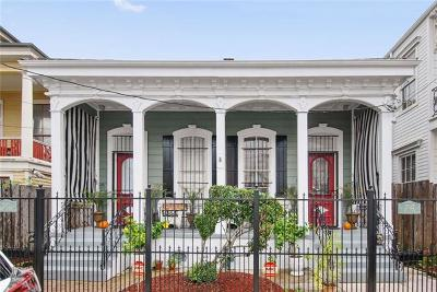 Single Family Home For Sale: 2022 Camp Street