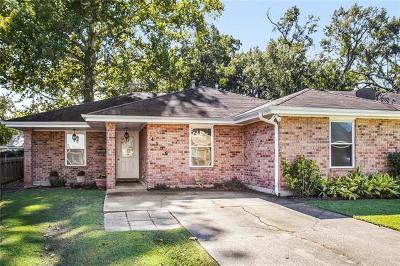 Jefferson Single Family Home For Sale: 4506 Karen Avenue
