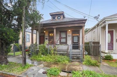 Multi Family Home For Sale: 7705 Cohn Street