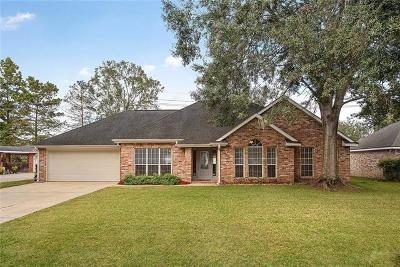 Luling Single Family Home For Sale: 120 Laurel Court