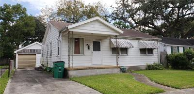 Metairie Single Family Home For Sale: 303 Metairie Heights Avenue