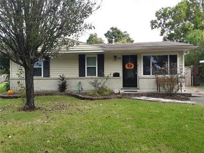 Metairie Single Family Home For Sale: 1309 Trudeau Drive