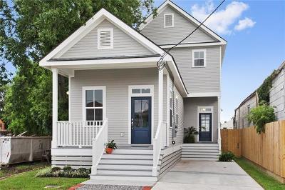 New Orleans Single Family Home For Sale: 2633-35 Saint Ann Street