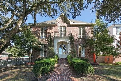 New Orleans Single Family Home For Sale: 6965 General Haig Street