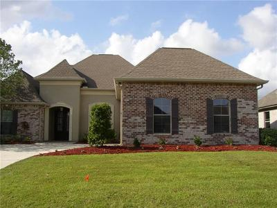 Slidell Single Family Home For Sale: 281 Cypress Lakes Drive