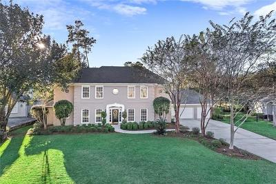 Covington Single Family Home For Sale: 15 Walnut Place