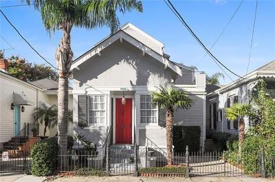 New Orleans Single Family Home For Sale: 5007 Coliseum Street
