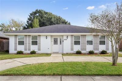 Metairie Single Family Home For Sale: 1713 Cleary Avenue