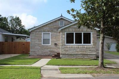 Metairie, Metarie, Metiairie, Metirie, Metrairie Single Family Home For Sale: 3008 43rd Street