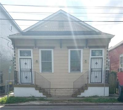 Single Family Home For Sale: 2808 Orleans Avenue