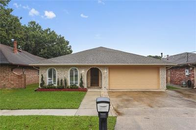 Metairie Single Family Home For Sale: 1321 Field Avenue