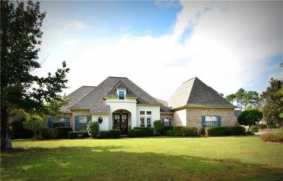Mandeville Single Family Home For Sale: 974 Bald Cypress Drive