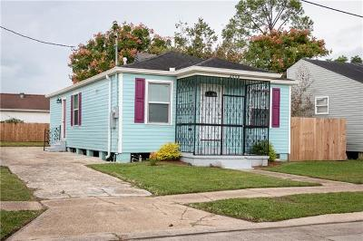 New Orleans Single Family Home For Sale: 4528 Werner Drive