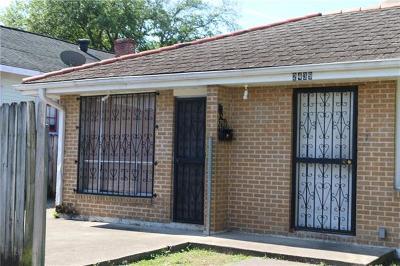 Single Family Home For Sale: 2439 General Ogden Street