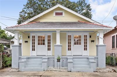 Multi Family Home For Sale: 2846 Maurepas Street