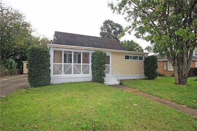 Metairie, Metarie, Metiairie, Metirie, Metrairie Single Family Home For Sale: 507 Oaklawn Drive