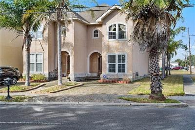 Metairie, Metarie, Metiairie, Metirie, Metrairie Townhouse For Sale: 4222 Transcontinental Drive