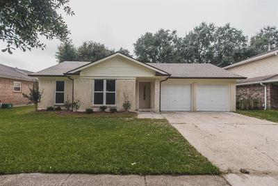 Single Family Home For Sale: 5700 Parkaire Drive