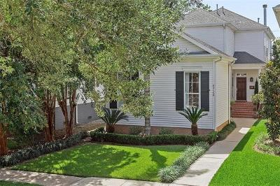 New Orleans Single Family Home For Sale: 6724 Memphis Street