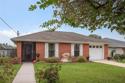 Metairie, Metarie, Metiairie, Metirie, Metrairie Single Family Home Pending Continue to Show: 3608 Lime Street