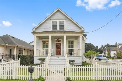 New Orleans Single Family Home For Sale: 802 French Street