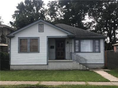Single Family Home For Sale: 3132 Trafalgar Street