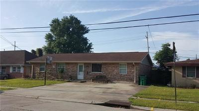 Metairie Single Family Home For Sale: 8948 Westgate Street
