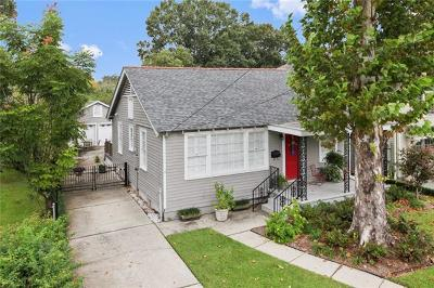 Metairie Single Family Home Pending Continue to Show: 142 Lake Avenue