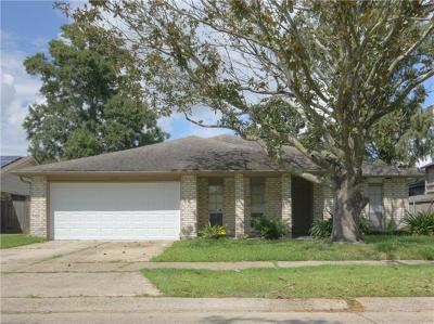 Harvey Single Family Home Pending Continue to Show: 3904 Deerpark Drive