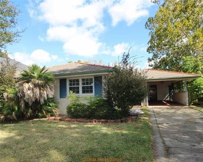 Gretna Single Family Home For Sale: 1705 Thomas Street